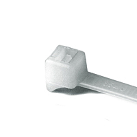 "4"" Radius Cable Tie (20 lb.) (Natural)  CP-4-CTT20R-N"