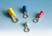 Non-Insulated Ring Terminals R-18-6