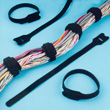 "6"" Hook & Loop Cable Tie CPHL-75-6"