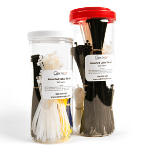 Assorted Cable Tie Kits