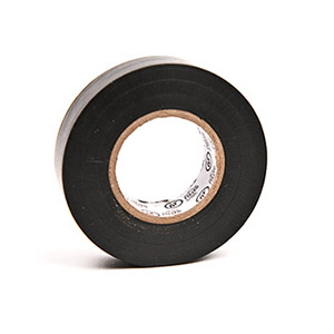 Electrical Tape 10-Roll Sleeve CP-TAPE-10 (Black)