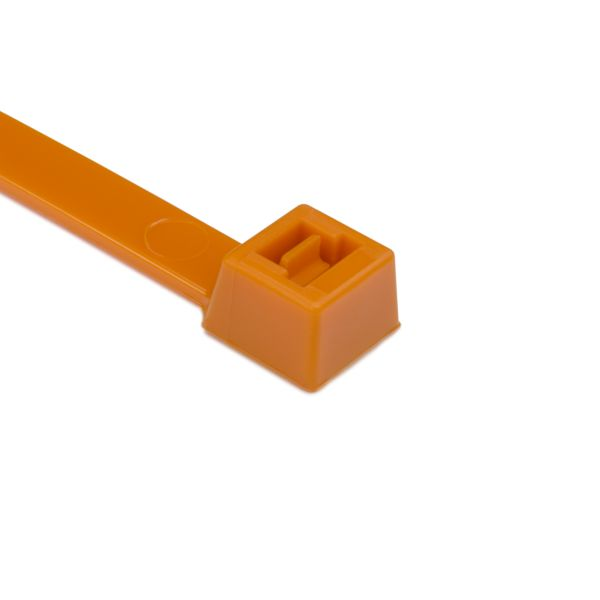 "43"" Extra Heavy Duty Cable Ties PA66, (175 lb.)(Orange)  T150XL3X2"